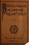 Bryn Mawr Alumnae Quarterly, 1917-1919 by Bryn Mawr College. Alumnae Association
