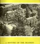 A History of the Deanery, Bryn Mawr College by Ruth Levy Merriam