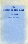 The History of Bryn Mawr, 1683-1900