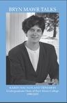 Bryn Mawr Talks: Karen MacAusland Tidmarsh, Undergraduate Dean of Bryn Mawr College (1990-2010)
