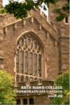 Bryn Mawr College Undergraduate Catalog 2008-09 by Bryn Mawr College
