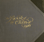 Bryn Mawr College Yearbook. Class of 1916