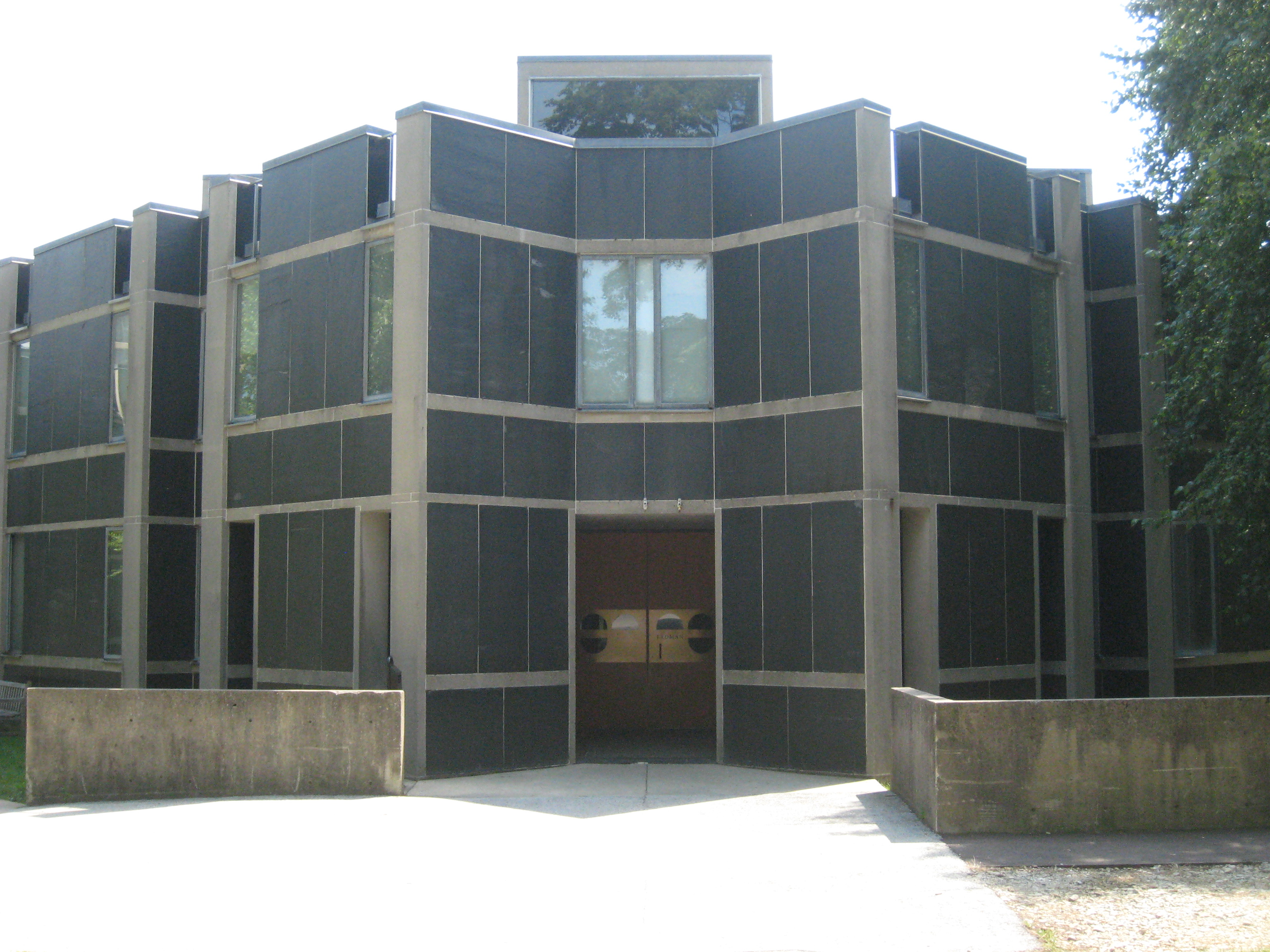 Delightful Erdman Hall Dormitory Was Designed By Louis Kahn And Was Completed In 1965.  Download Medium Thumbnail Nice Ideas