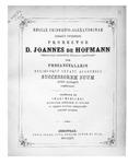 Quaestionum criticarum de Chalcidii in Timaeum Platonis commentario specimen alterum