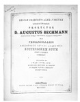 Quaestionum criticarum de Chalcidii in Timaeum Platonis commentario, specimen tertium.