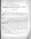 Die stoffliche und zeitliche gliederung des Bellum Jugurthinum des Sallust