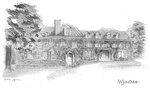 The Library and Halls of Residence, Plans and Descriptions