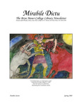 Mirabile Dictu: The Bryn Mawr College Library Newsletter 7 (2003)