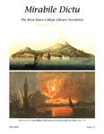 Mirabile Dictu: The Bryn Mawr College Library Newsletter 12 (2008)