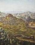 Penteskouphi from Acrocorinth
